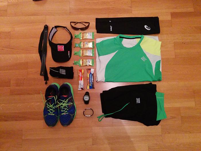 Tenue swiss city marathon