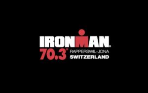 Logo ironman 70.3 rapperswill