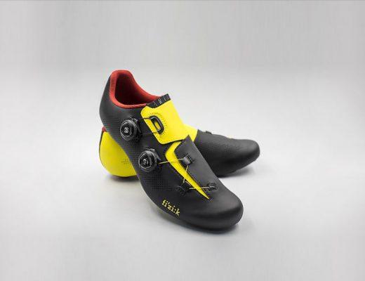 chaussure fizik du champion belge
