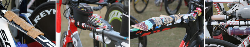 Powergel on bike triathlon